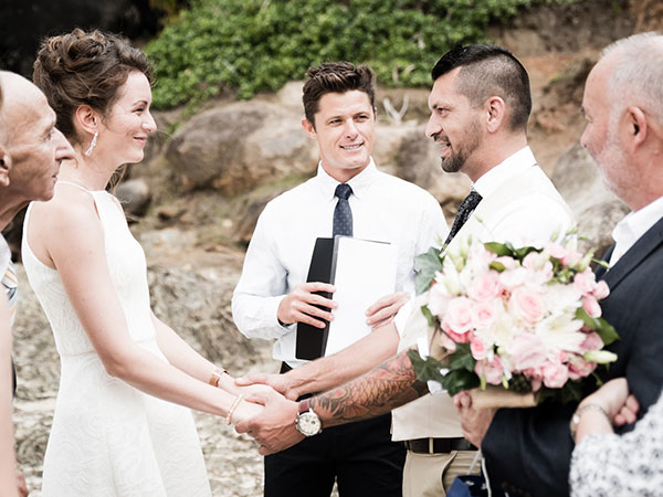 Micro Weddings + Ceremonies